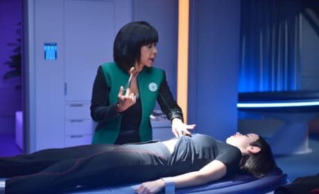 Kitan's Check-Up - The Orville Season 1 Episode 10