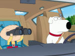 Stewie & Brian Are Spies