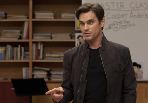 Matt Bomer Glee Pic