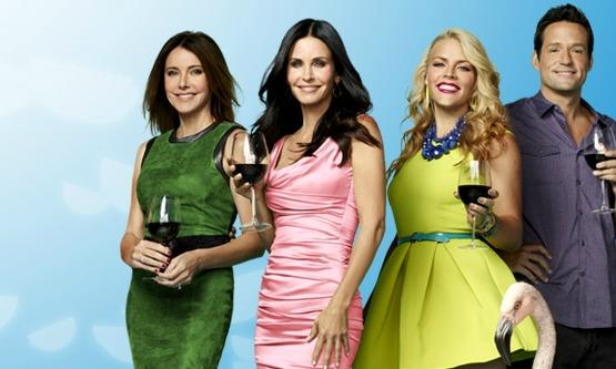 Cougar Town Cast Pic