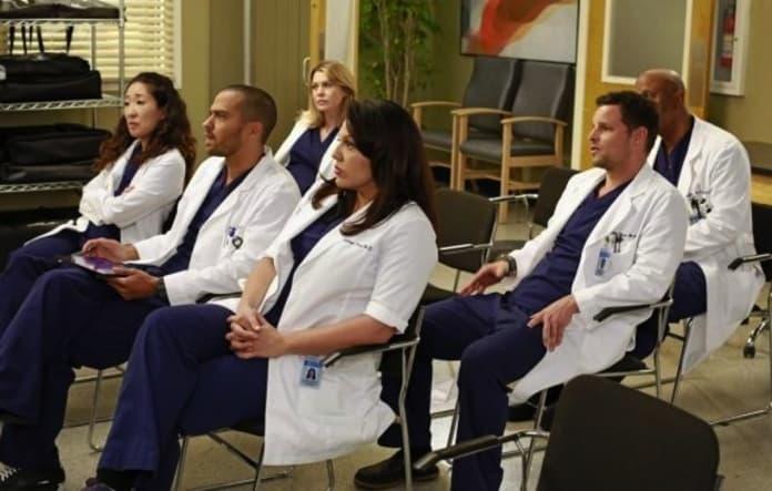Greys Anatomy Season 9 Report Card B Tv Fanatic