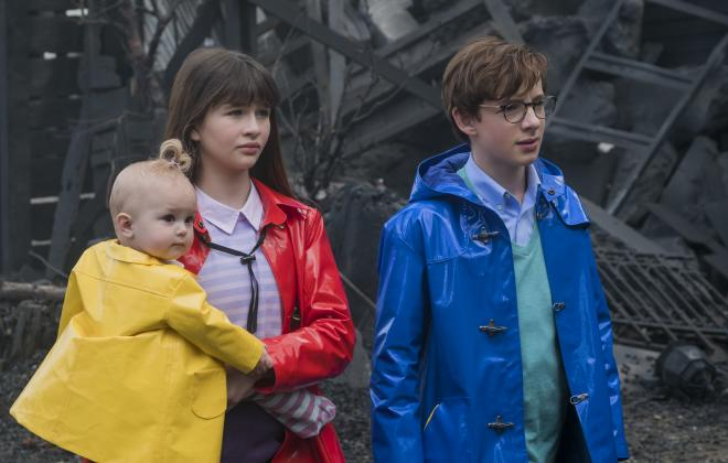 Lemony Snicket's A Series of Unfortunate Events Finale Review: The Miserable Mill