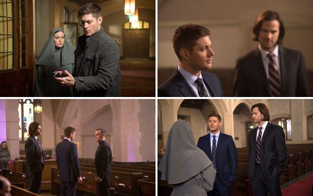 Dean investigates supernatural season 10 episode 16