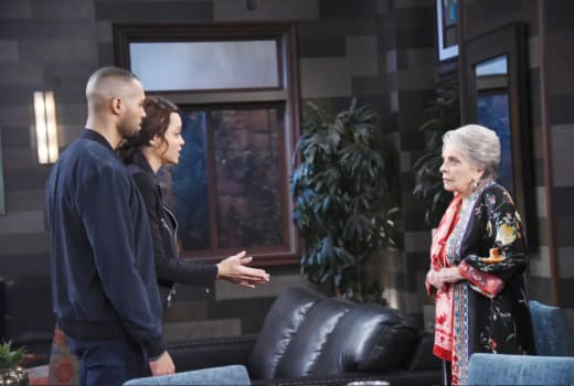 What Happens to Julie? - Days of Our Lives