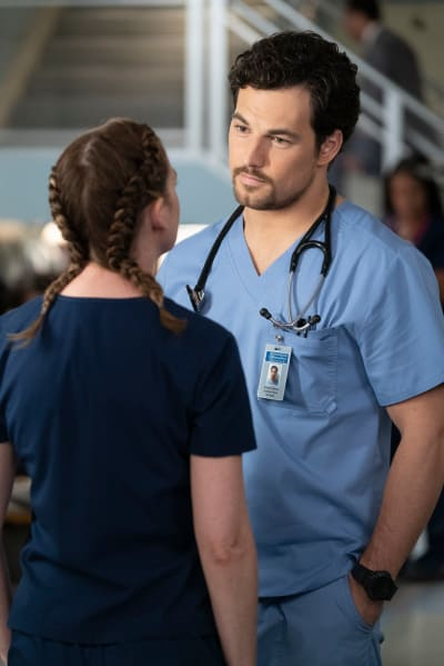 Free at Last - Grey's Anatomy Season 15 Episode 9