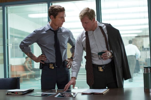 Rust and Marty (True Detective)