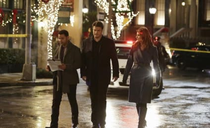 Castle Photo Gallery: A Killing at Christmas