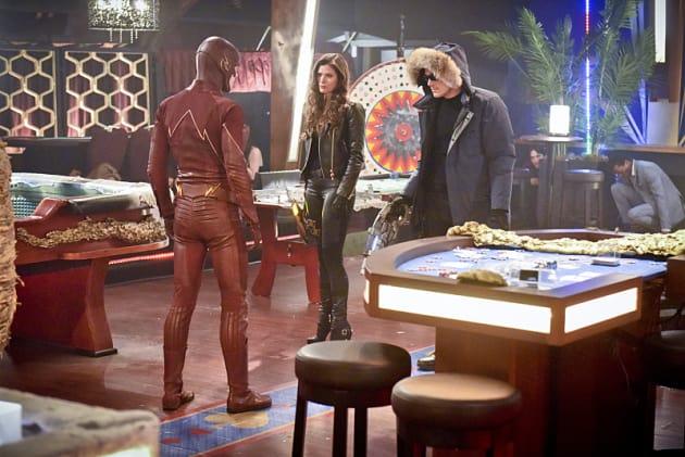 Showdown - The Flash Season 1 Episode 16