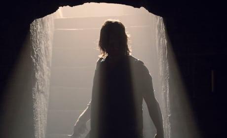 A Silhouette Of Badassery - The Walking Dead Season 9 Episode 9