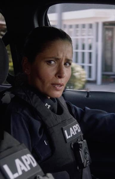 Capt. Anderson's Last Shift - The Rookie Season 1 Episode 16