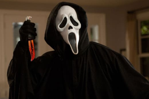 Scream Pic