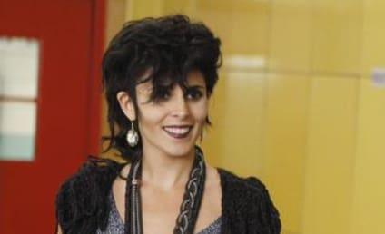 Ugly Betty First Look: Jamie-Lynn Sigler as Natalie