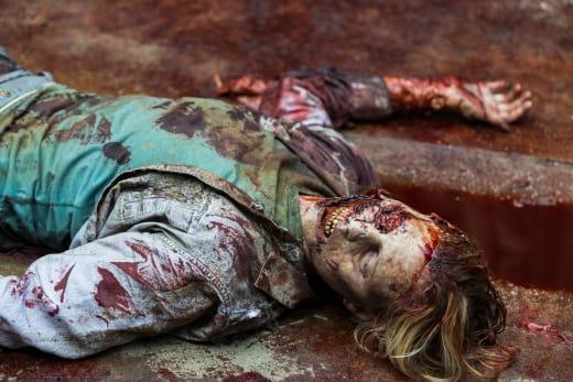 Don't Take That Lying Down - The Walking Dead Season 8 Episode 5