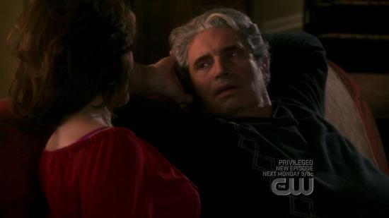 Laurel and Miles Get Comfy