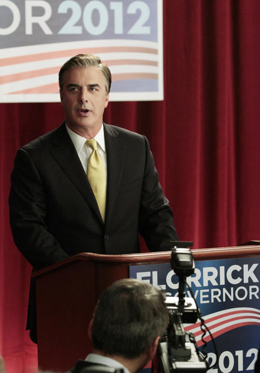 Peter Florrick for Governor