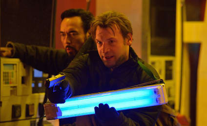 The Strain Review: The Master Fights Back