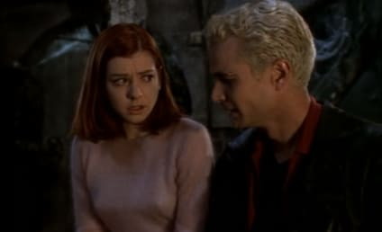 Buffy the Vampire Slayer Rewatch: Lovers Walk