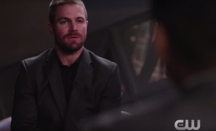 Arrow Midseason Trailer: Can Oliver Keep His Promise?