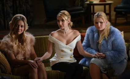 Scream Queens: Canceled After Two Seasons!