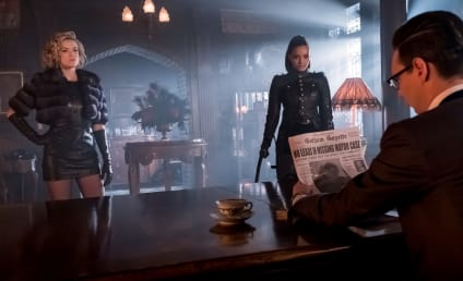 Gotham Photo Preview: It's Riddler Time!