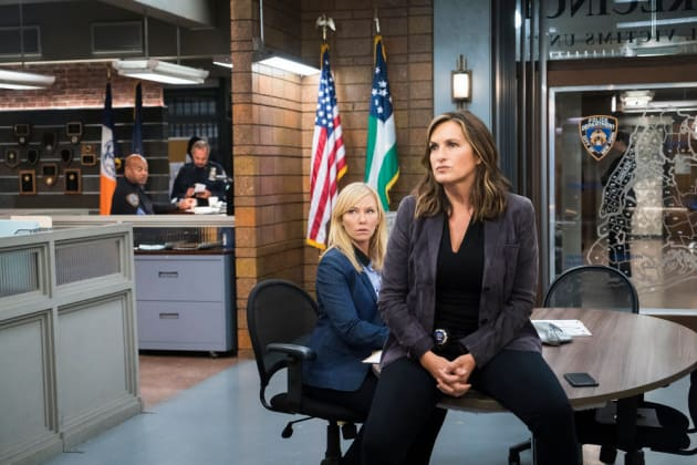 Undercover Rehab - Law & Order: SVU