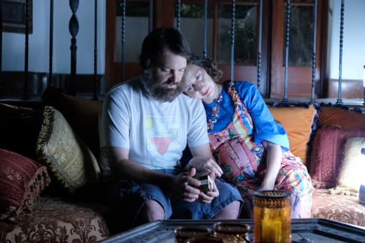 Tandy and Carol baby proof - The Last Man on Earth Season 4 Episode 5