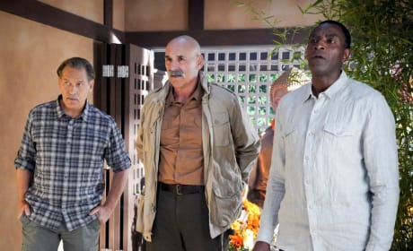 The Old Guard - NCIS: Los Angeles Season 9 Episode 14