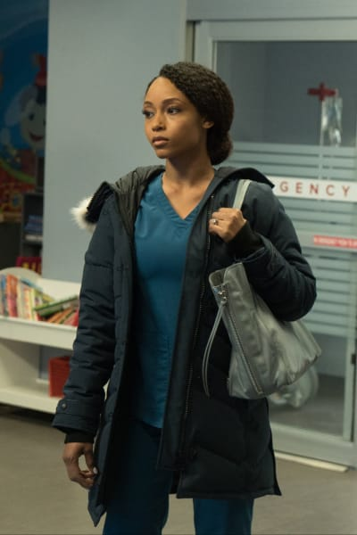 April's Personal Life - Chicago Med
