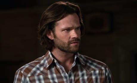 Sam's Concerned - Supernatural Season 14 Episode 3
