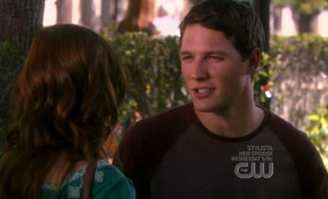 Charlie Gives Megan Advice