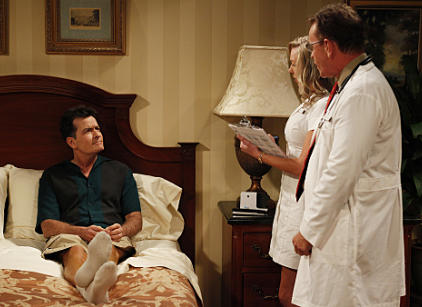 Watch Two and a Half Men Season 8 Episode 5 Online