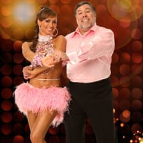 Karina Smirnoff and Steve Wozniak Promo