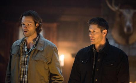 Sam and Dean are in shock - Supernatural Season 12 Episode 6