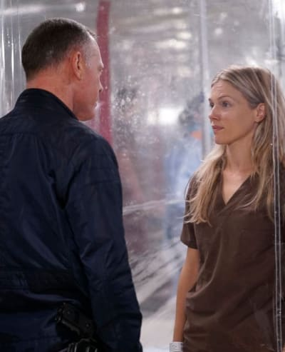 Haley is Quarantined - Chicago Med Season 5 Episode 4