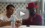 Wynonna Earp: Varun Saranga and Shamier Anderson Talk Joking on the Set, Fandom and More!
