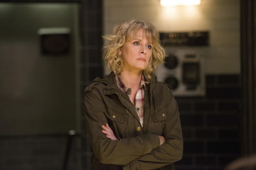 Mary is mad - Supernatural Season 12 Episode 14