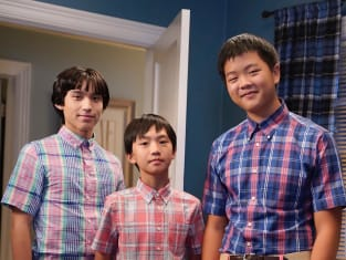 The Boys for Halloween - Fresh Off the Boat Season 6 Episode 5