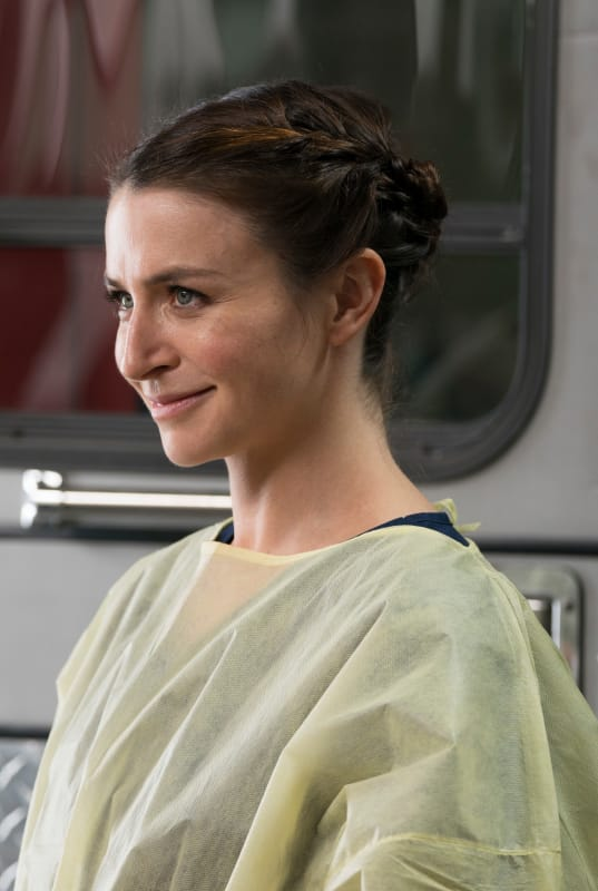 Amelia Loves Chaos - Grey's Anatomy Season 14 Episode 7