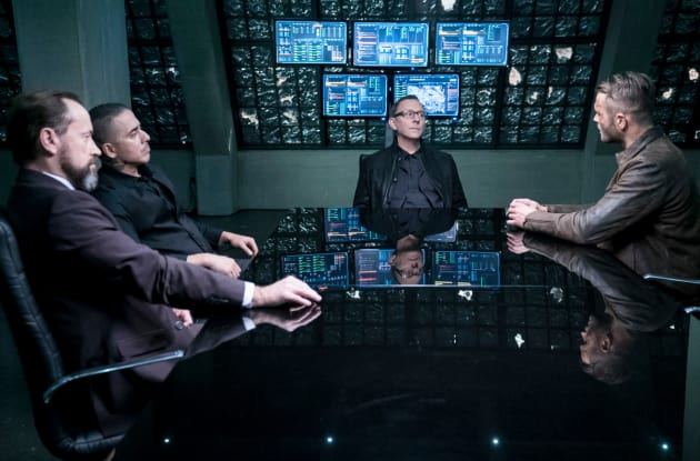 Let's Talk - Arrow Season 6 Episode 12