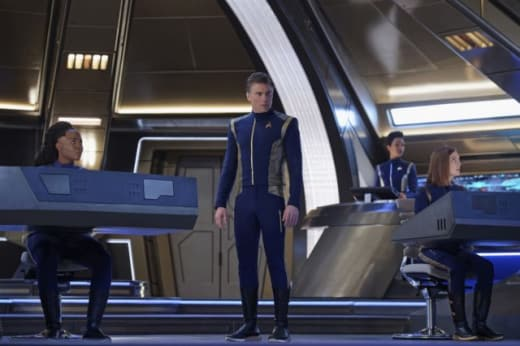 Discovery's Bridge - Star Trek: Discovery Season 2 Episode 2