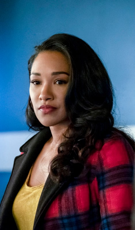 Iris: A Disappointed Mother - The Flash Season 5 Episode 17