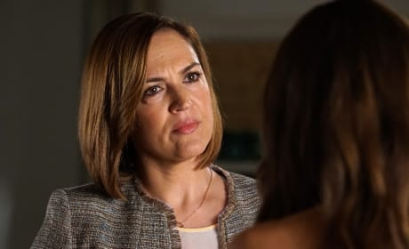 A Stern Talking To  - Pretty Little Liars Season 6 Episode 12