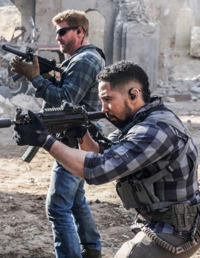 Change of Roles - SEAL Team Season 4 Episode 8
