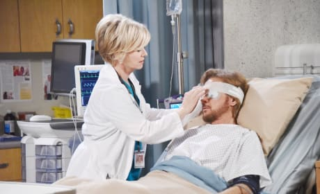 Steve Has The Surgery - Days of Our Lives