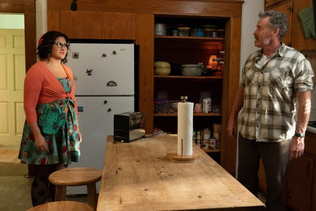 Are You Feeding the Sewer Birds Again? - Stan Against Evil Season 3 Episode 4