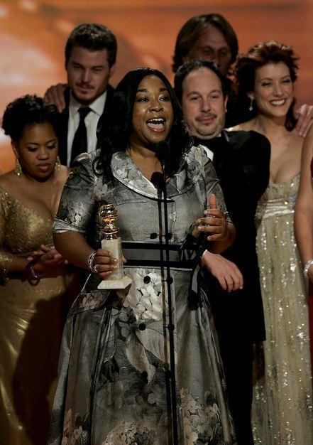 Shonda Rhimes Accepts