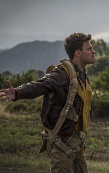 McWatt Unloads on Yossarian - Catch-22 Season 1 Episode 3