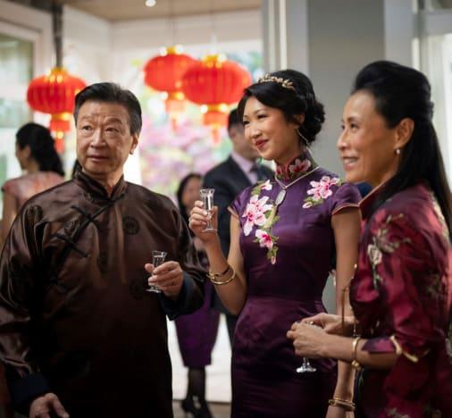 Jin, Althea, and Mei-Li - Kung Fu Season 1 Episode 1