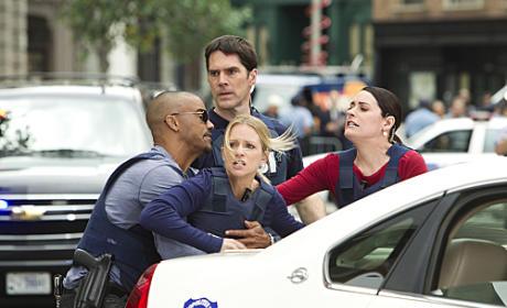 Criminal Minds Season Finale Scene