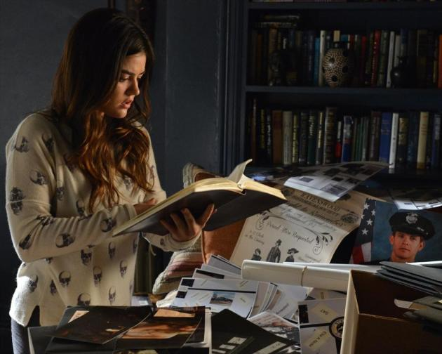 Aria with Ravenswood Evidence